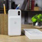Компания Apple создала специальные чехлы с возможностью подзарядки аккумулятора айфона